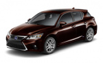 Photo 2017 Lexus CT 200h