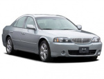 Lincoln  LS tire size