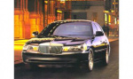 Lincoln  Town Car wheels bolt pattern