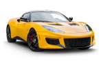Lotus Evora 400 tire size