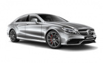 Mercedes-Benz AMG CLS rims and wheels photo