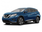 Nissan Murano Hybrid tire size