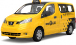 Photo 2014 Nissan NV200 Taxi