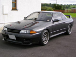Photo 1991 Nissan R31-R34 Skyline 2dr