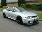 Photo 1996 Nissan R31-R34 Skyline 2dr