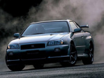 Photo  Nissan R31-R34 Skyline GT-R