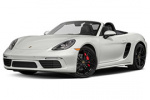 Porsche 718 Boxster rims and wheels photo