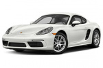 Porsche 718 Cayman rims and wheels photo