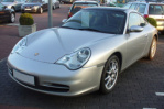 Porsche 996 rims and wheels photo