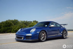 Porsche 997 GT3 rims and wheels photo