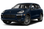Porsche Cayenne rims and wheels photo