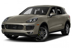 Porsche Cayenne E-Hybrid rims and wheels photo