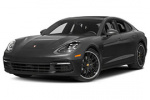 Porsche Panamera rims and wheels photo