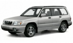 Photo 2001 Subaru Forester