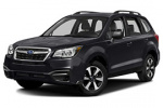 Subaru Forester rims and wheels photo