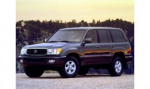 Photo 1999 Toyota Land Cruiser