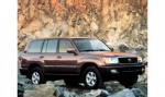 Photo 2000 Toyota Land Cruiser