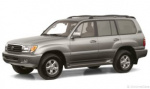 Photo 2001 Toyota Land Cruiser