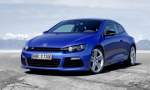 Volkswagen Scirocco rims and wheels photo