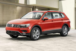 Volkswagen Tiguan rims and wheels photo