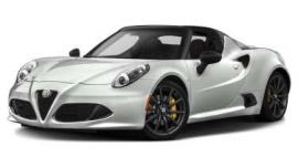 Photo 2016 Alfa Romeo 4C Spider