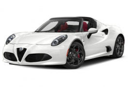 Photo 2019 Alfa Romeo Alfa Romeo 4C Spider
