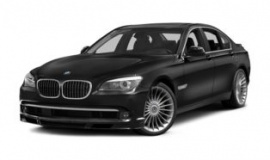 Photo 2015 BMW ALPINA B7