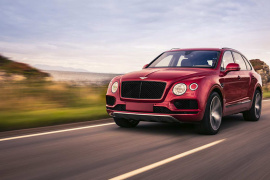 Photo 2020 Bentley Bentayga