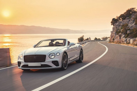 Photo 2020 Bentley Continental GT