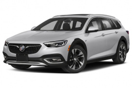 Photo 2019 Buick Regal TourX