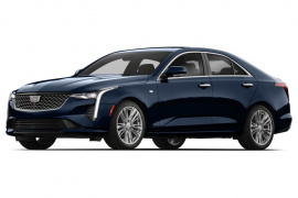 Photo 2020 Cadillac CT4