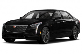 Photo 2020 Cadillac CT6-V