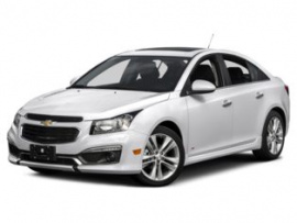 Photo 2016 Chevrolet Cruze Limited