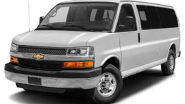 Photo 2017 Chevrolet Express 2500