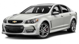 Photo 2017 Chevrolet SS