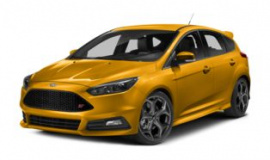 Photo 2015 Ford Focus ST
