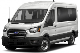 Photo 2021 Ford Transit-350 Passenger