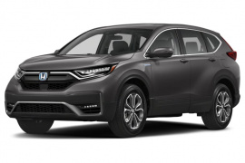 Photo 2020 Honda CR-V Hybrid