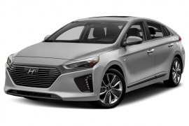 Photo 2018 Hyundai Ioniq Hybrid