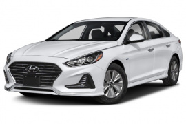 Photo 2019 Hyundai Sonata Hybrid