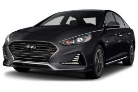 Photo 2019 Hyundai Sonata Plug-In Hybrid