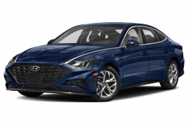 Photo 2021 Hyundai Sonata