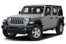 Photo 2020 Jeep Wrangler Unlimited