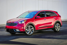 Photo 2018 Kia Niro Plug-In Hybrid