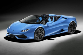 Photo 2018 Lamborghini Huracan