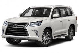 Photo 2021 Lexus LX 570