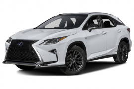 Photo 2018 Lexus RX 450h