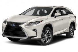 Photo 2019 Lexus RX 450hL