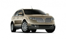 Photo 2015 Lincoln MKX