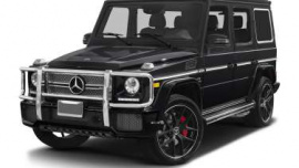 Photo 2017 Mercedes-Benz AMG G65